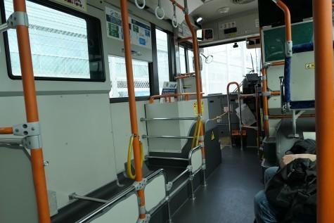 羽田空港のシャトルバス