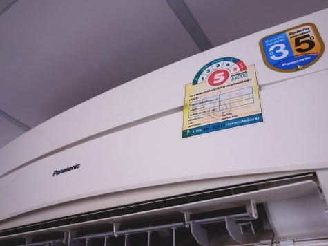 タイで買ったエアコン