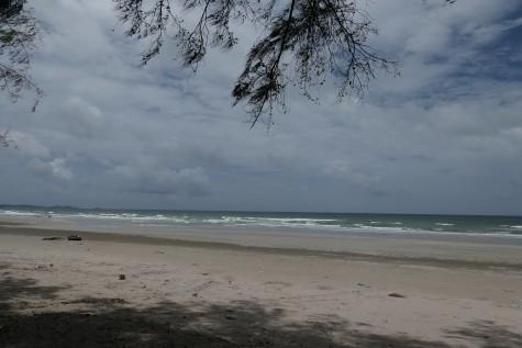 ラヨーンの静かなビーチ