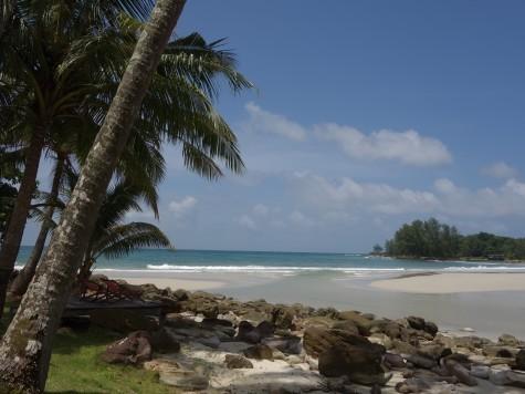クード島で一番きれいなビーチ