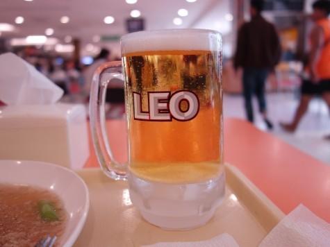 上げ底生ビール