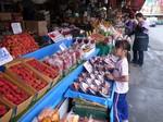 タイの高級イチゴ