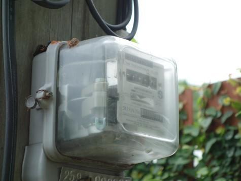 タイの電気メーター