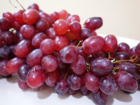 タイの種無し葡萄