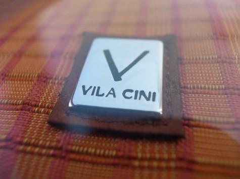 ヴィラチニのポーチ